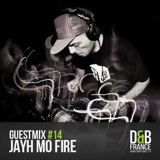 Guest Mix DnbFrance #14 - Jayh Mo'Fire