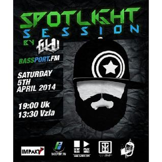 Dj G-kiu Spotlight Session - Bassport.FM - London,Uk
