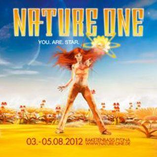 Talla 2XLC vs. Taucher - Live @ Nature One 2012 - 04.08.2012