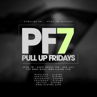 Spinz FM | Pull Up Fridays 7 #SweetReggaeVibes