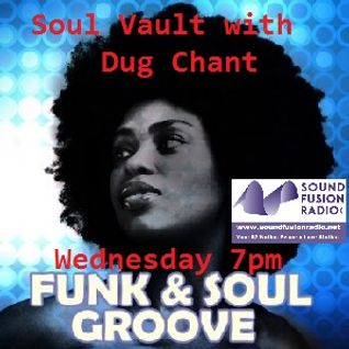Soul Vault 25/11/15 with Dug Chant on Sound Fusion Radio.net