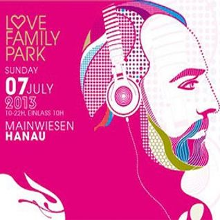 Luciano - Live At Love Family Park Festival 2013 (Hanau) - 07-Jul-2013