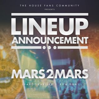 Mars2Mars live @HouseFans Party, 28.11.2015, Seven Wuppertal