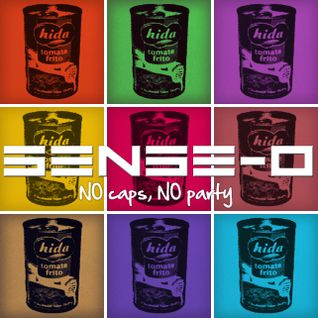 Sense-O    /    No caps, No party