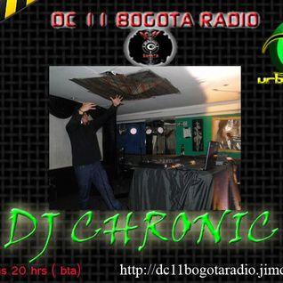 DJ CHR0N1C @ DC 11 RADIO