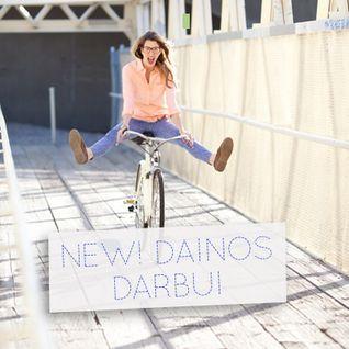 NEW! DAINOS DARBUI: GINTĖ