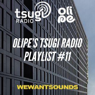 Olipe's Tsugi Radio Playlist #11