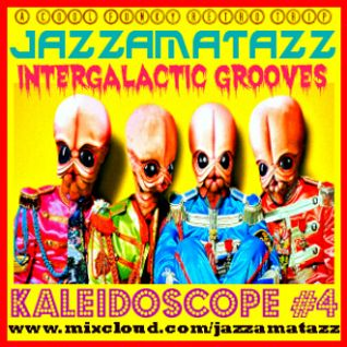 INTERGALACTIC GROOVES Kaleidoscope#4 Star Wars Band in Concert. Feelgood funked-up retro grooviness