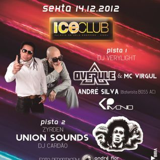 Cardao@Ice Club.United Events Christmas. 14.12.2012