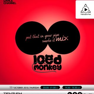 Iced Monkey - Tenzi FM (Put That In Your Pipe And Smoke It Mix - Episode 035)