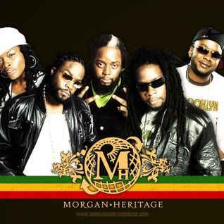 Best of Morgan Heritage Mixtape by DJLass Angel Vibes - September 2013