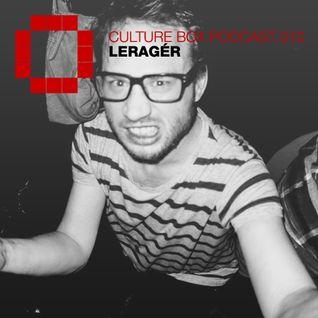 Culture Box Podcast 010 - Leragér