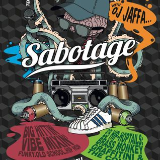 Live @ Sabotage 7/7/14