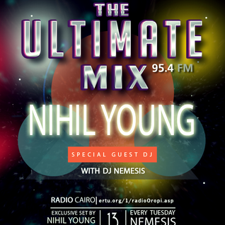 Nemesis - The Ultimate Mix Radio Show (038) 13/10/2015 (Guest Nihil Young)