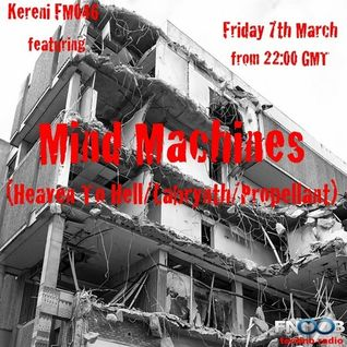 Kereni FM046 With Mind Machines 07.03.14