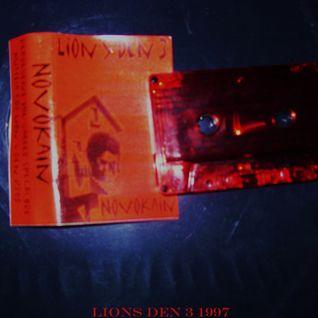 ☣ - NovokaiN - Lions Den 3 - 1998 Side B Breakcore - ☣