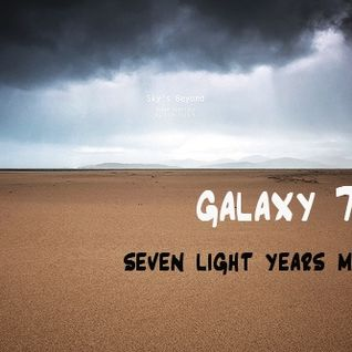 Galaxy 77 seven light years mix