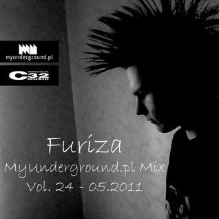 Furiza - MyUnderground.pl Mix Vol. 24 - 05.2011
