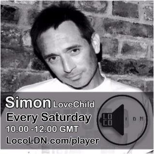 Eclectisim show by simon lovechild on locoldn oct 18