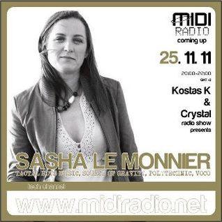 Midiradio Guest Mix  25th November 2011