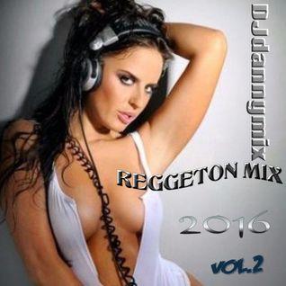 REGGETON MIX VOL.2 2016
