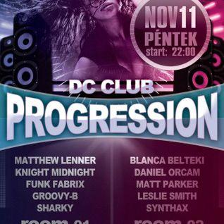 Leslie Smith - Live @ DC Club (Nov-11-2011)