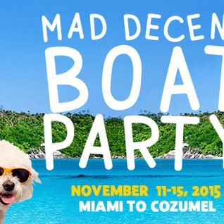 RUM-SET (LIVE DJ SET OF MAD DECENT RUM SUNSET PARTY)