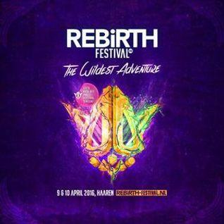 Alphaverb @ Rebirth Festival 2016