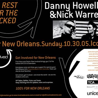 Danny Howells & Nick Warren - Proton Classics (2015-05-17) Part 2