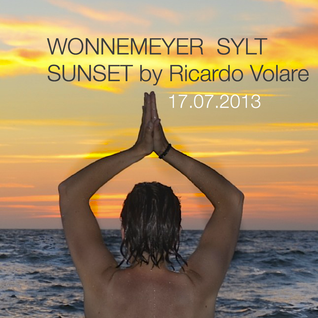 Sunset Wonnemeyer Sylt 17.07.2013 by Volare