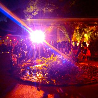 Jean Toussaint - Ecoutes au vert mix Part 2 - 23-06-15 @ L'Orangerie, Geneva