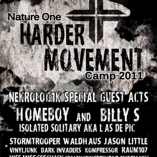 "cab.thomas -live- @ Nature One 2011 ""Harder Movement"""