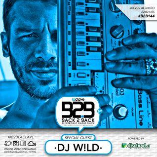B2B144 - DJ W!LD - 28 ENERO 2016