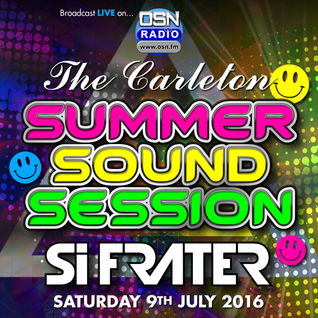 Si Frater - Summer Sound Session @ The Carleton, Morecambe #OSN LIVE 09.07.16