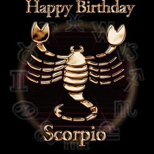 Scorpio's Birthday Mix