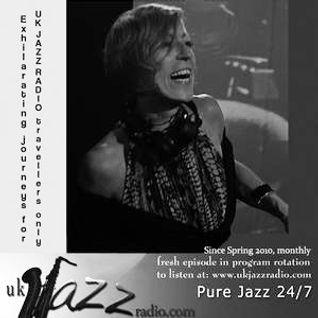 Epi.72_Lady Smiles swinging Nu-Jazz Xpress_Nov. 2013