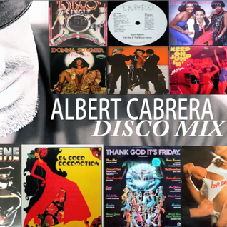 Albert Cabrera Disco Mix
