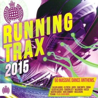 Running Trax 2015 [ Remixed by Vince ] [ CD3 ]