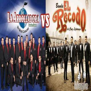 La Arrolladora Banda El Limon Ft Banda El Recodo 2014