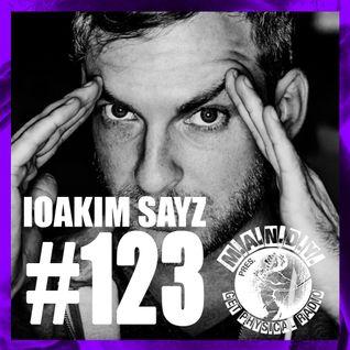 M.A.N.D.Y. Presents Get Physical Radio #123 mixed by IOAKIM SAYZ