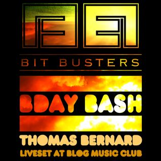 Thomas Bernard Live at BLOG, BitBusters B'day Bash - 111203