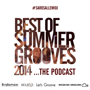 Best Of Summer Grooves 2014 - #sarosallemidj