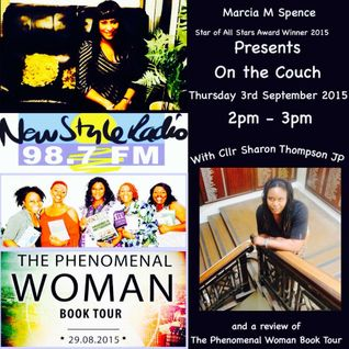 Part One Phenomenal Woman Show - with Sharon Thompson.and the Phenomenal Woman Book Tour