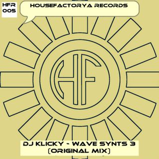 Dj Klicky-Wave Synts 3(Original Mix)