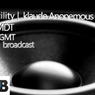 Techno Facility With KlaudeAnonemous 7-8-14 Show#012