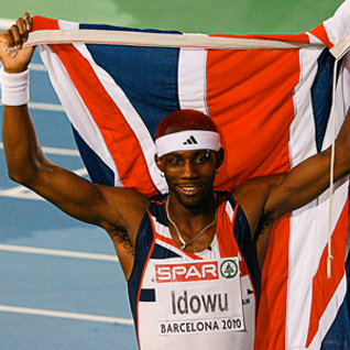 Channel 4 Athletics 2011 - Phillips Idowu Mix