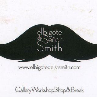 Boytronique djSet!@MrSmith Moustache Gallery (BCN)