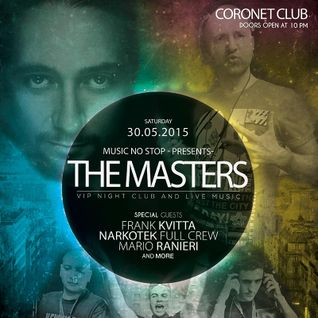 Mario Ranieri @ The Masters at The Coronet, London, UK 30.5.2015