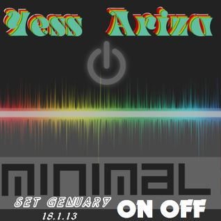 Yess Ariza @ Set. MNML_OnOff_18.1.13