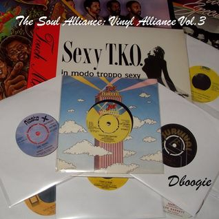 The Soul Alliance: Vinyl Alliance Vol.3